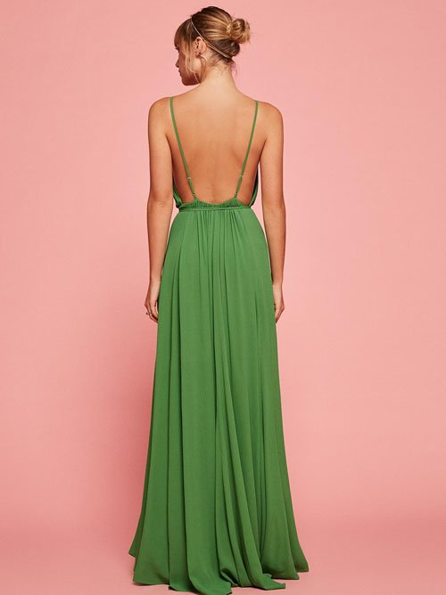 The Callalily Dress in Mojito