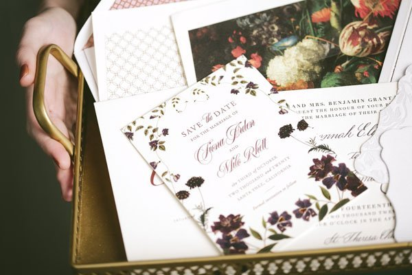 Trying to Figure Out Your Wedding Invitation Wording?