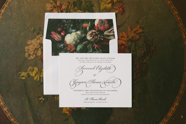 wedding invitation wording for complicated situations woman