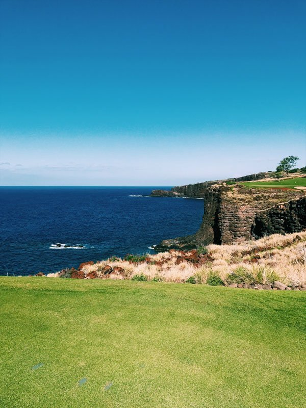 manele bay golf course