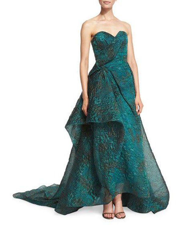Colour Wedding Gown: 10 Gorgeous Wedding Dress Colors That Totally Stand Out