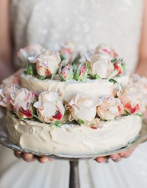 Roses and Frosting