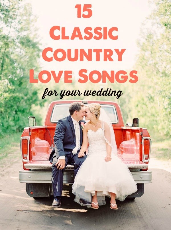 Country songs to dedicate to your boyfriend