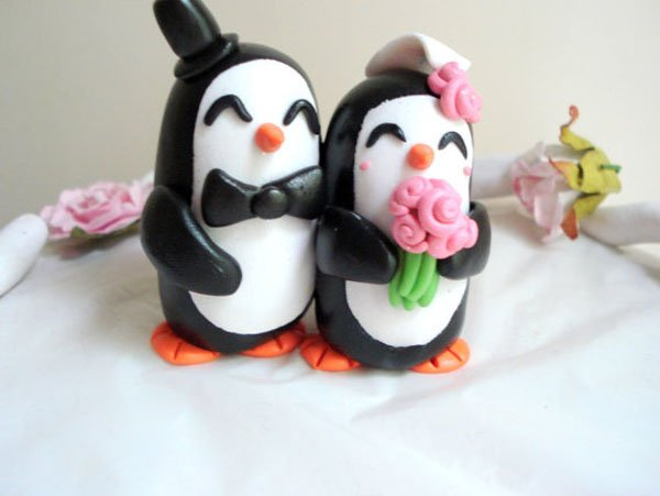 10 Wedding Cake Toppers for Every Type of Wedding | Woman Getting ...