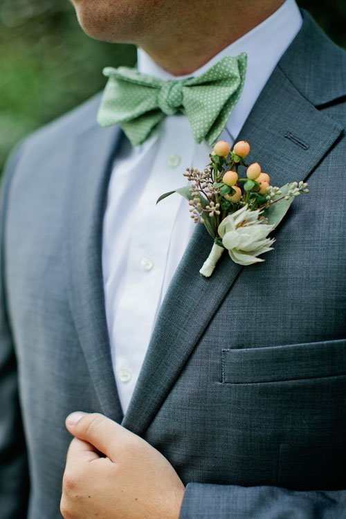 The Best Men's Boutonnieres