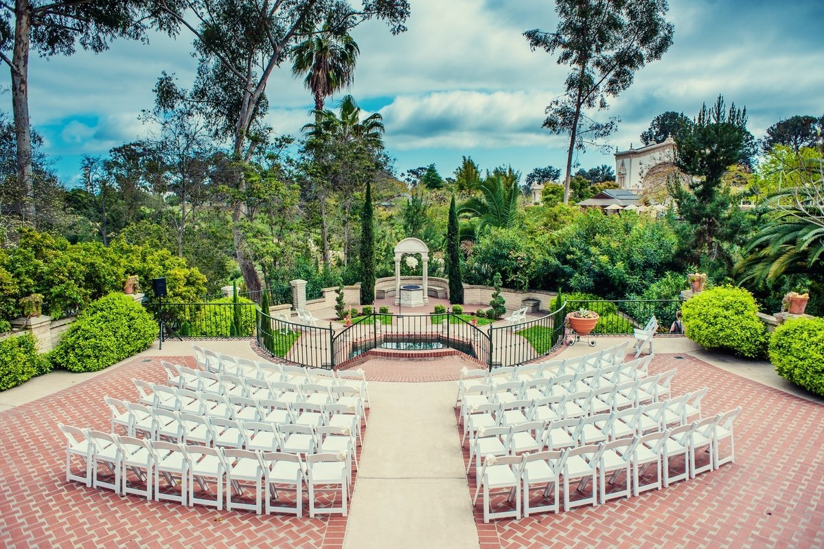 Wedding venue review the prado at balboa park san diego wedding venues junglespirit Image collections