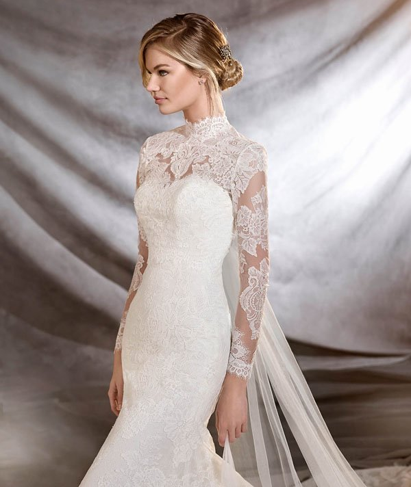 Most Popular Wedding Hairstyles: These Are The 37 Most Popular Wedding Dress Styles