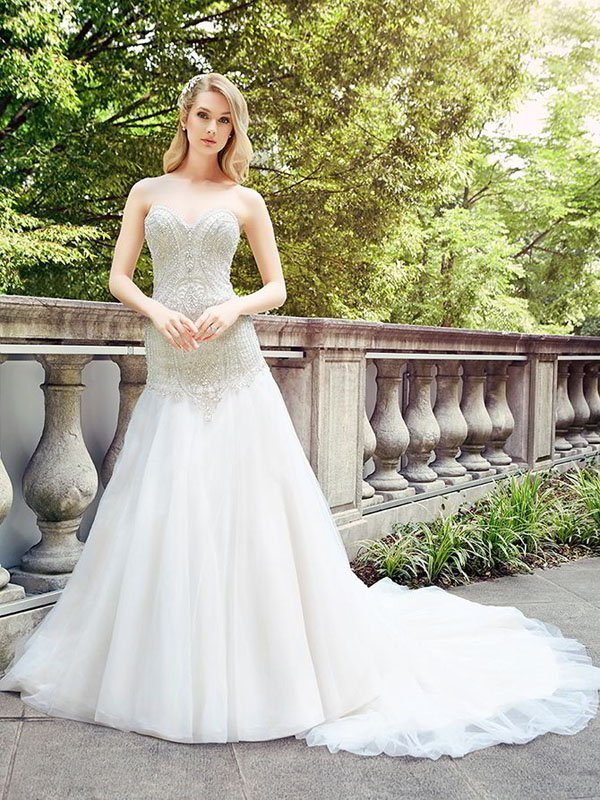 These Are The 37 Most Popular Wedding Dress Styles