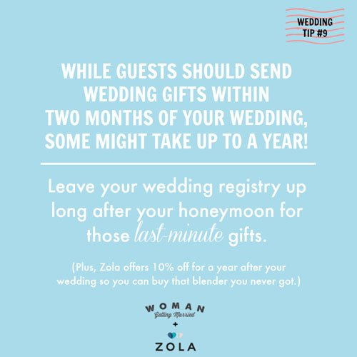 Keep Your Registry Open for the Stragglers
