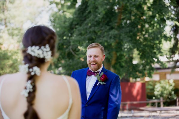Real Wedding: Liz and Jordan