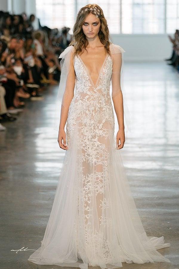 Wedding Dress Styles 2018