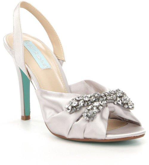Betsey Johnson Wedding Shoes
