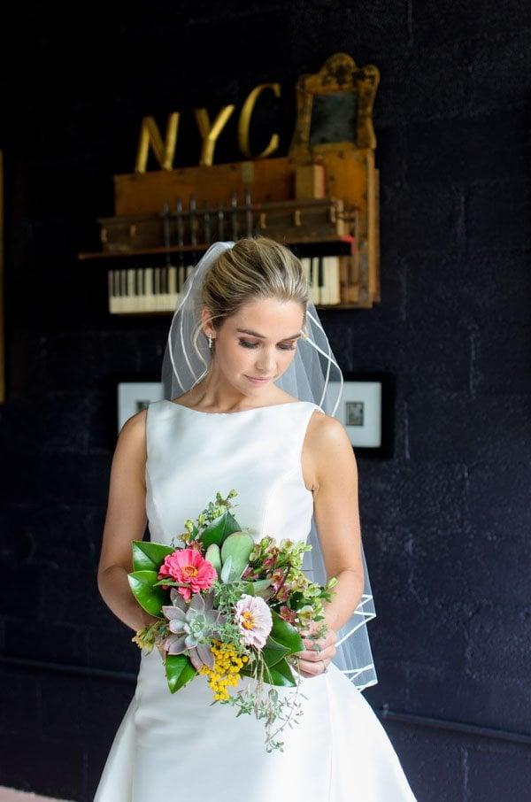 Gorgeous Ways to Style Your Own Wedding Hair