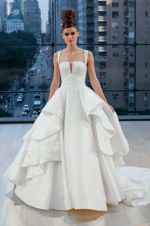 Ines Di Santo wedding dresses