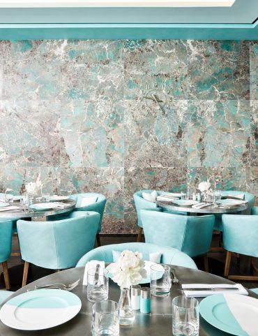 Tiffany Blue Box Café