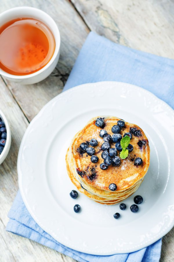 breakfast in bed recipes