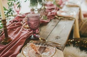 8 Fun Ways to Incorporate Velvet Into Your Wedding