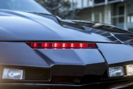 knight rider car rental