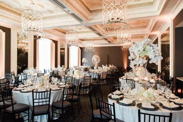 wedding venue review waldorf astoria chicago il