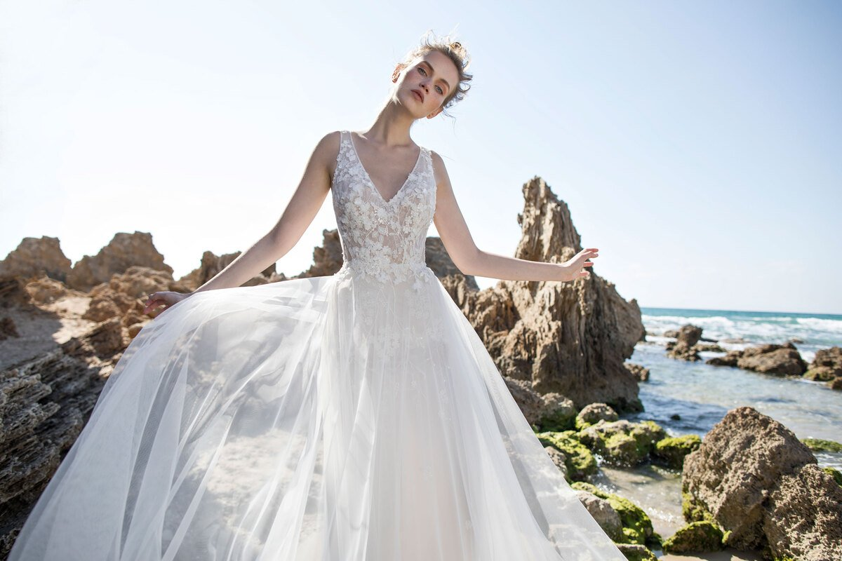 5 Of The Best Bridal Boutiques In North Carolina Woman Getting Married