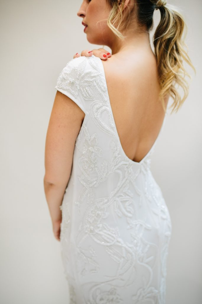 This is the Best Bridal Boutique for Plus Size Wedding Dresses