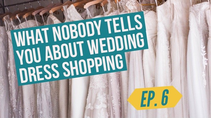What Nobody Tells You About Wedding Dress Shopping