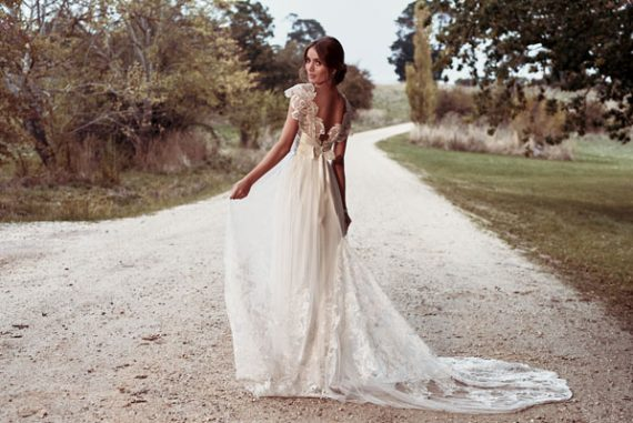 22 Jaw Dropping Wedding Dresses For The Boho Bride