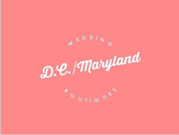 Maryland wedding dress boutiques
