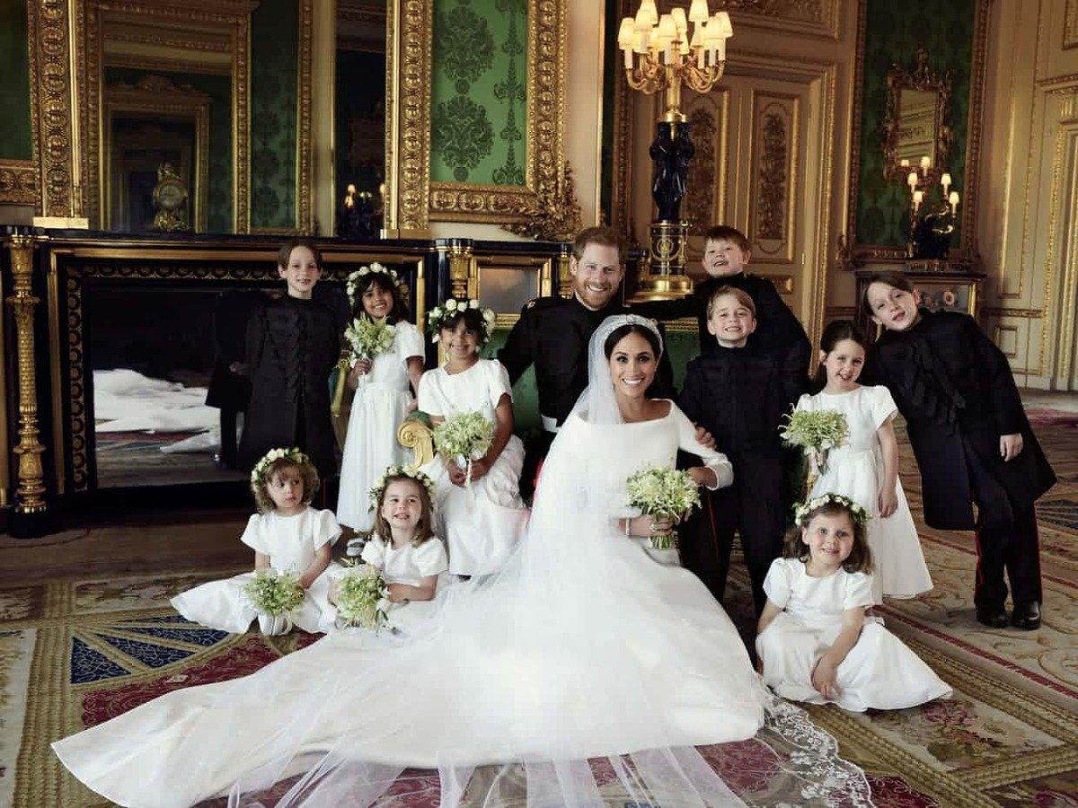 royal wedding photoso