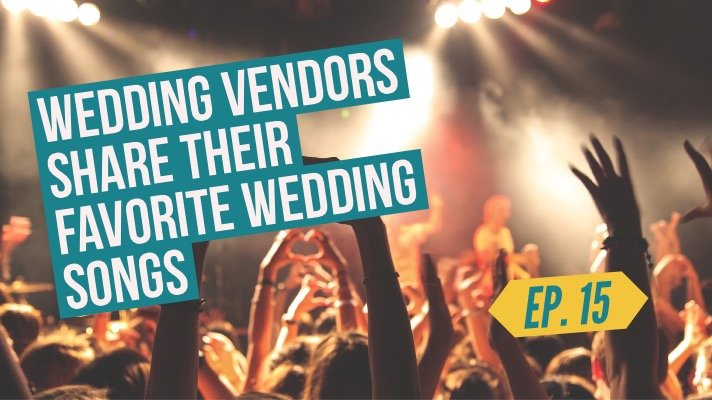 Wedding vendors share their favorite wedding songs