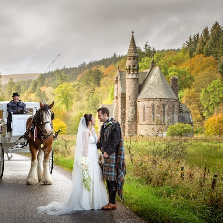 This Totally Makes Us Want To Get Married In Scotland