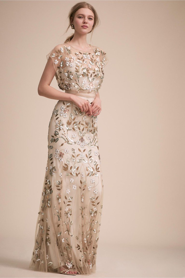 BHLDN\'s New Line of Wedding Dresses is Crazy Affordable