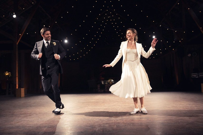 Hilary Swank Had the Most Genius Wedding Idea Ever