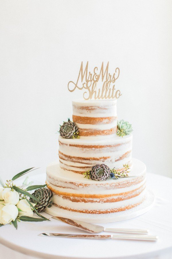 Bakeries Share Their Favorite Wedding Cake Trends Of The Year