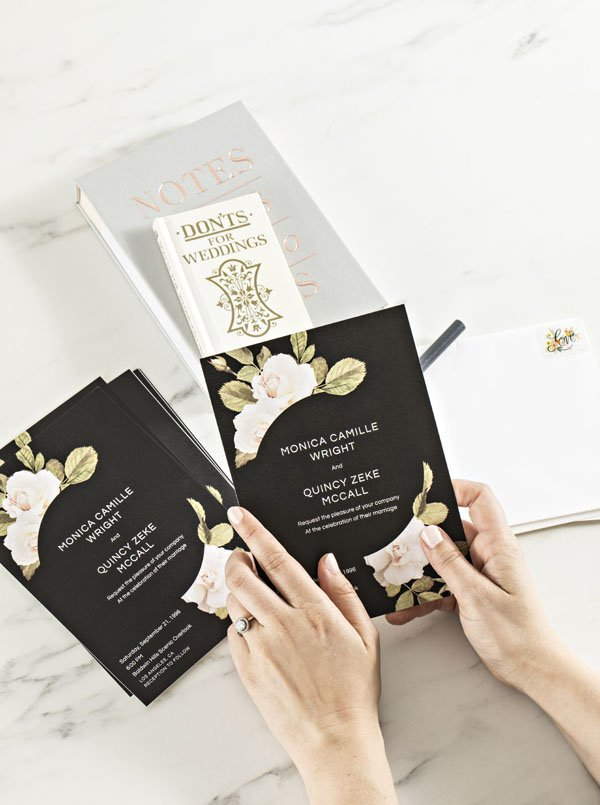 We Just Found Our New Favorite Wedding Invitations. Here's Why.