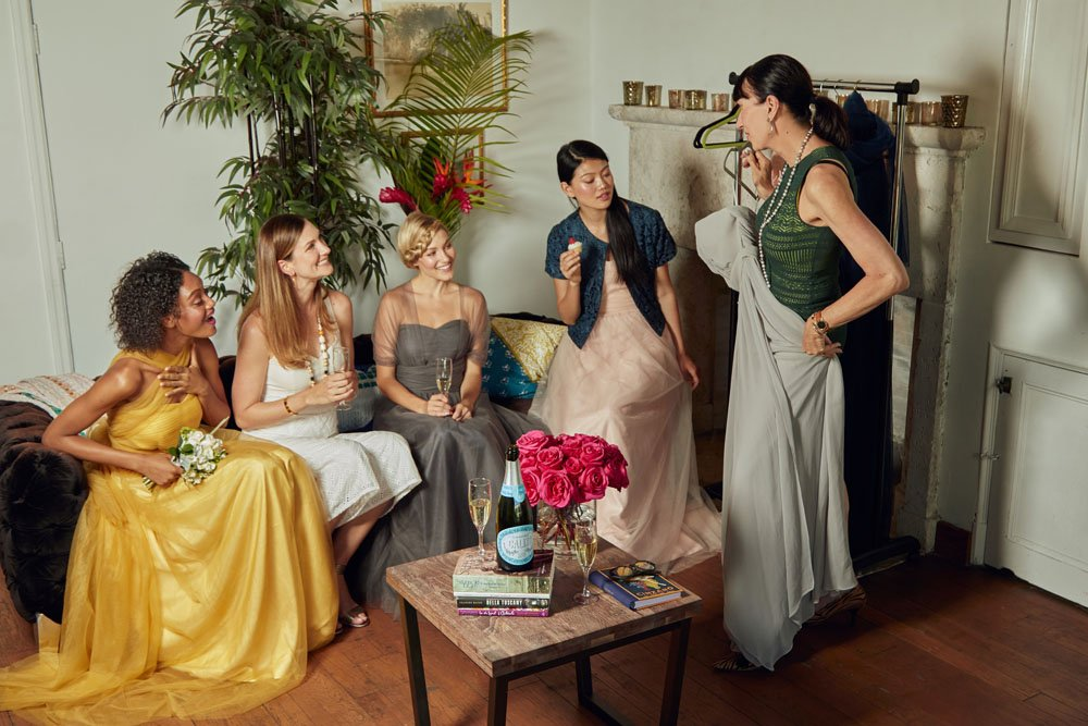 A Better Way to Shop for Bridesmaid Dresses