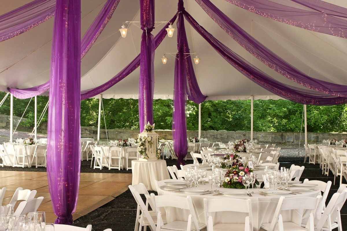 This Is The Easiest Way To Rent A Wedding Tent Woman