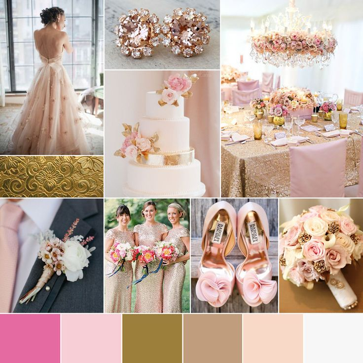 4eff36b7aa36 How to Pick Your Wedding Colors | Woman Getting Married