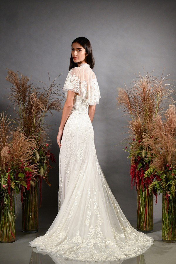 Bridal Fashion Week: Hermione De Paula