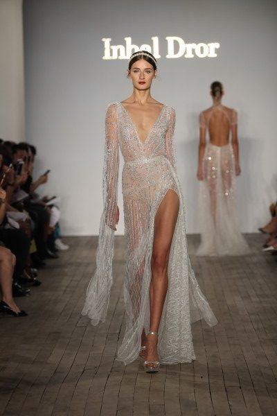 7e6a2e65cd3d Bridal Fashion Week: Inbal Dror | Woman Getting Married