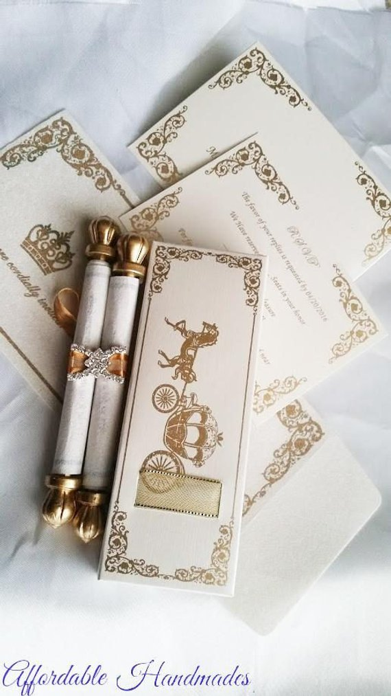 15 Amazing Ideas For Alternative Wedding Invitations