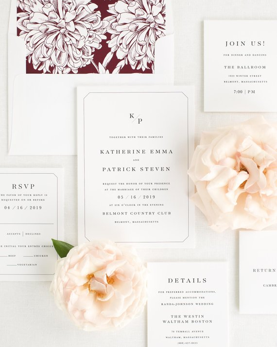10 Of The Best Etsy Shops For Wedding Invitations Woman Getting