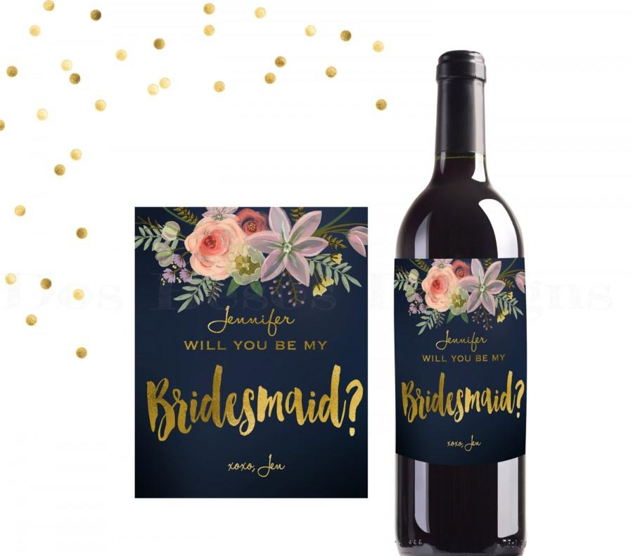 11 of the cutest ideas for your bridesmaid proposal