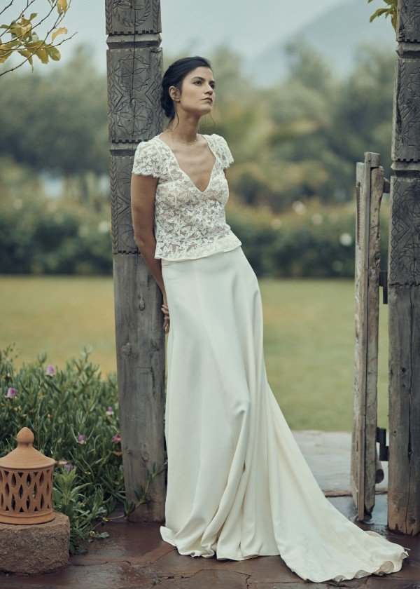 Non Traditional Wedding Dress.30 Non Traditional Wedding Dresses We Love Woman Getting