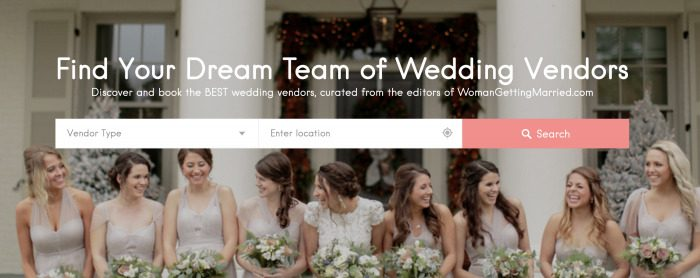 find the best wedding vendors