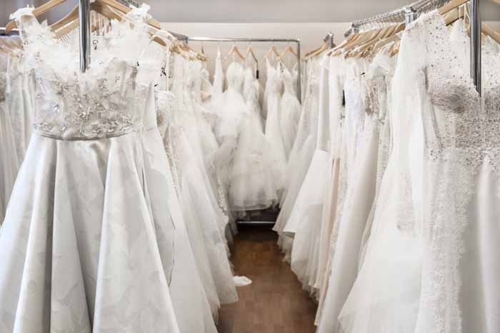 This Store Will Help You Save Thousands on Your Wedding Dress