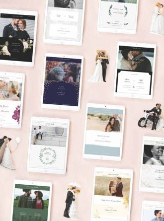 the best free wedding website