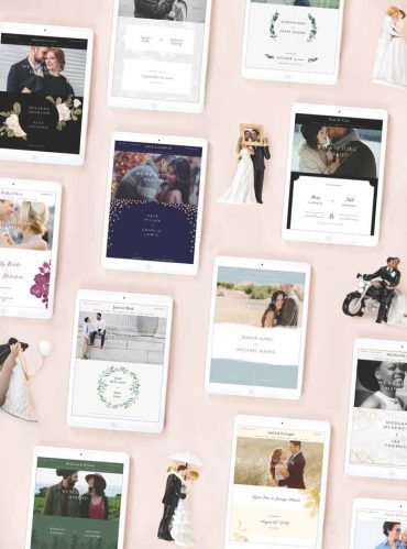 the best free wedding website