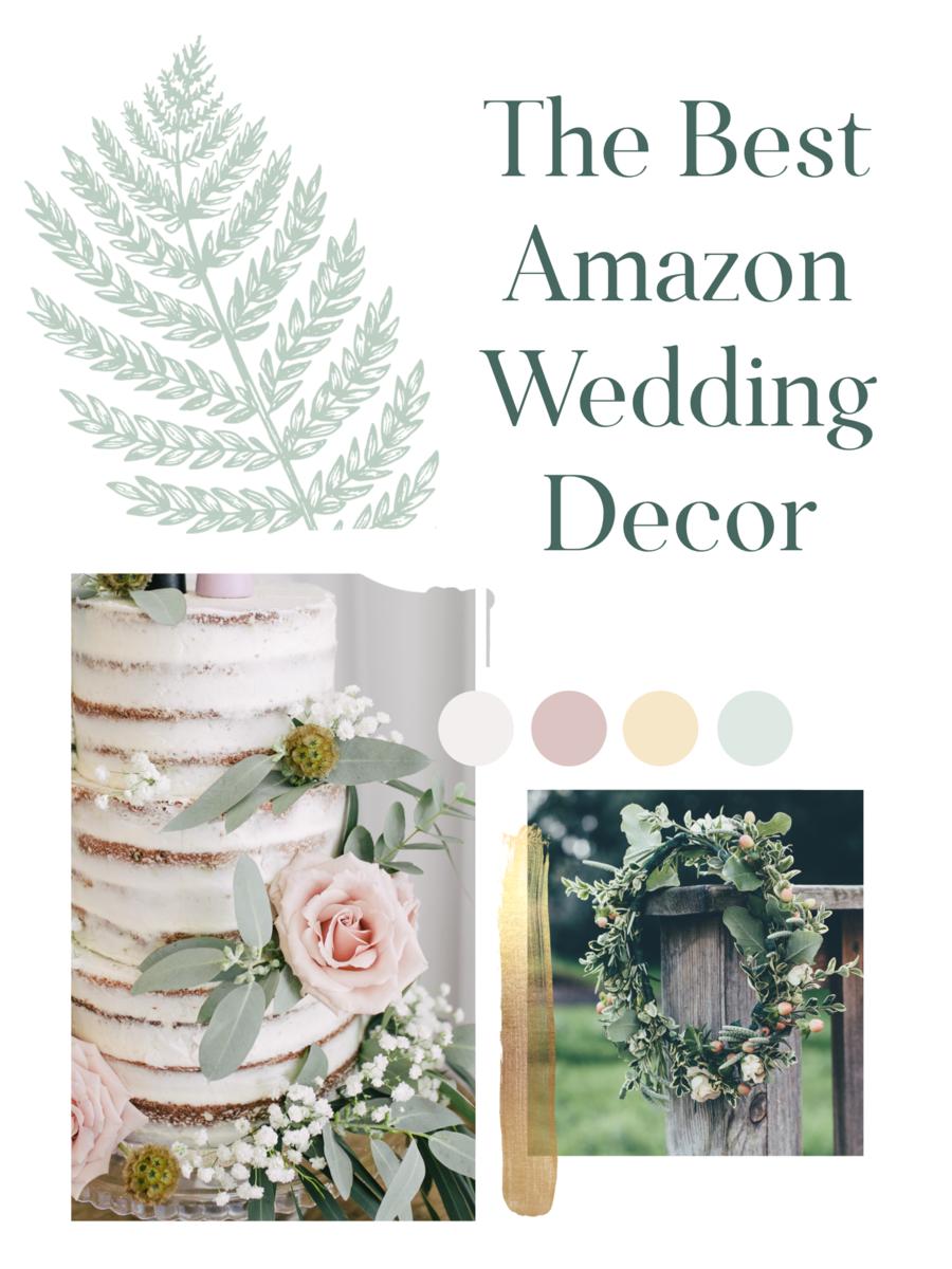 where to find amazon wedding decor