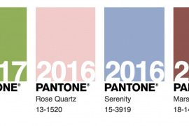 past pantone color of the year